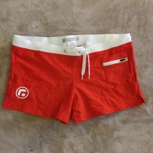 Taddlee Swim Trunks Shorts Brazilian Red XXL